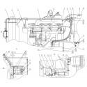 Instalața electrică a motorului 1025.2