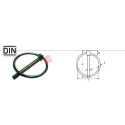 Dispozitiv de inchidere mecanica cu inel (A61.05.005-set)
